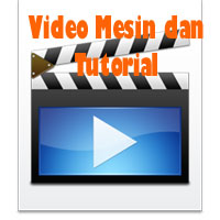 video mesin dan tutorial mesin maksindo
